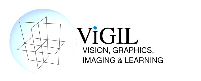 Vision, Graphics, Imaging & Learning (ViGIL) Lab