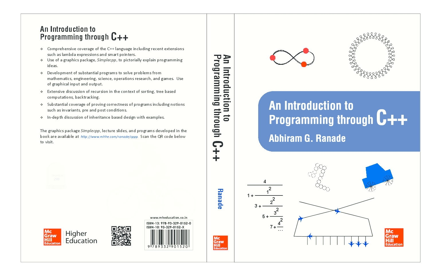 introduction to problem solving and programming through c++ by abhiram ranade